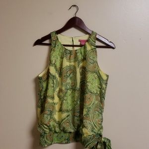 Sunny Leigh blouse size medium